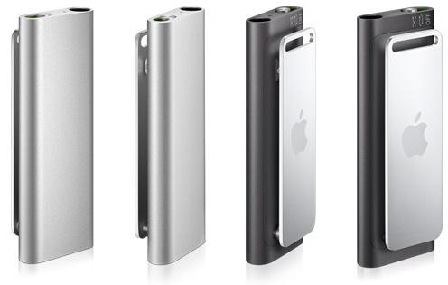 iPod shuffle 4GB MP3