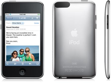 Ipod Touch 8th Generation. iPod Touch 3rd Generation
